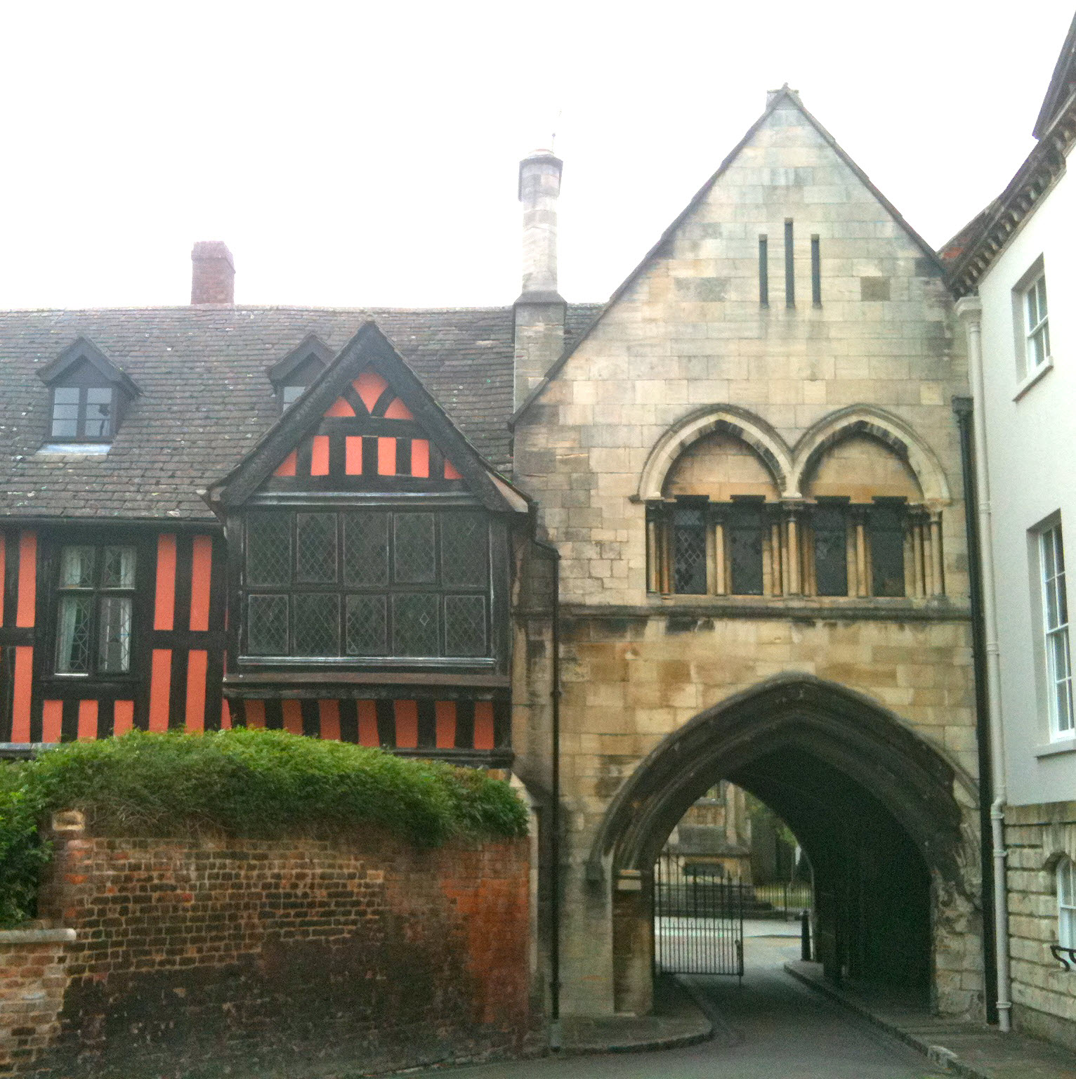 Carpe Diem – Sieze the Day – St Mary's Gate Gloucester