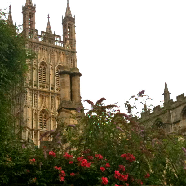 Follow your own spiritual path – Gloucester Cathedral