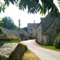 Try to See the Beauty or Goodness in Everything – Bibury Mill