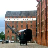 Always remain focused on the bigger picture – Gloucester Docks