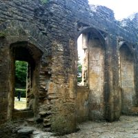 Real wealth and freedom comes only from within – Minster Lovell Hall